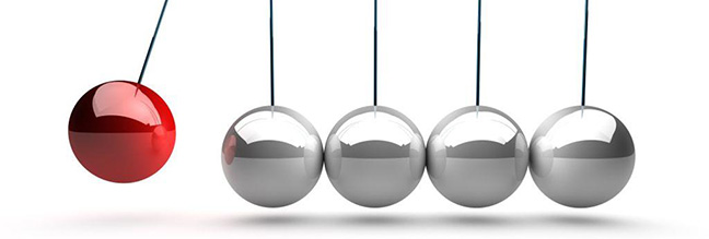 Thank for Swinging balls action and reaction